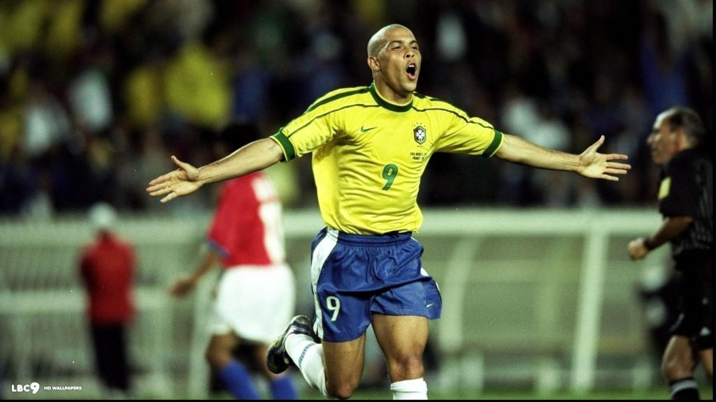 Gigante: el gordo Ronaldo.