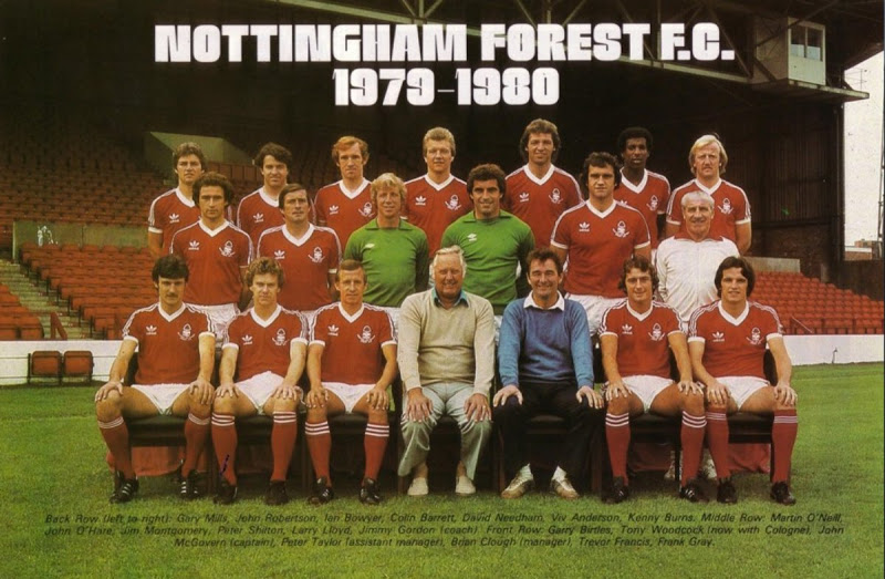 Nottingham Forest 79-80