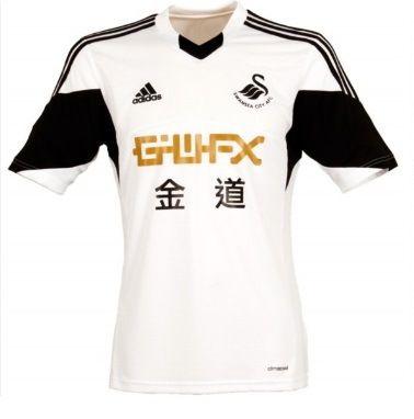 Adidas de Swansea.