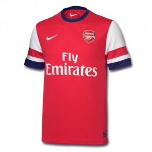 Nike de Arsenal.