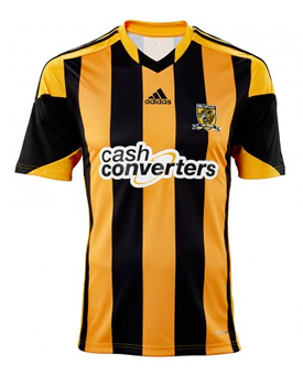 Adidas del Hull City.