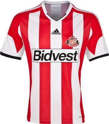 Adidas de Sunderland.
