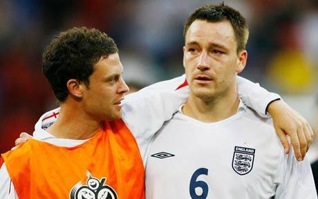 Terry y Brigde. Llorás por el abrazo de Judas (?).