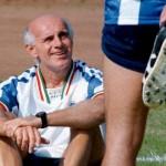 Sacchi dirigiendo Italia.