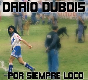 """Siempre """"vikeado"""" (no del  verbo de Varg Vikernes (?)) por los canas y las autoridades, Dubois supo imponer su ideología en las canchas"""