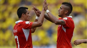 Los líderes: Alexis y Arturo.