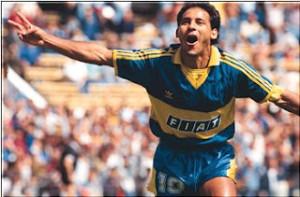 El primer Cabañas famoso (?) en el fútbol paraguayo.