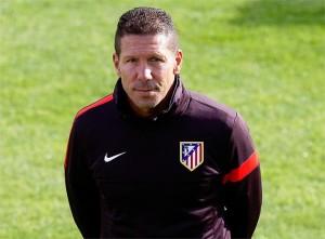 El Cholo es leyenda en el Atlético.