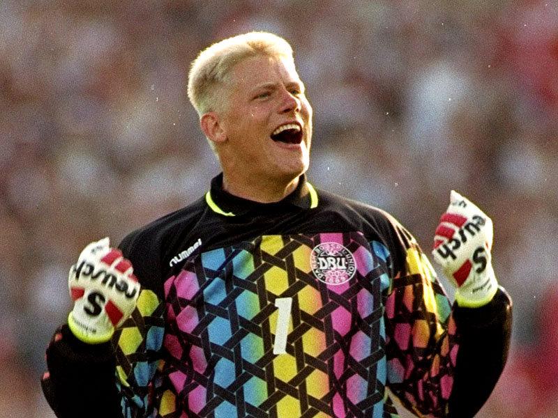Euro-1992-Peter-Schmeichel-Denmark