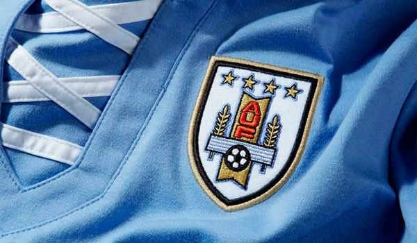 "La famosa ""celeste"", Camiseta uruguaya."