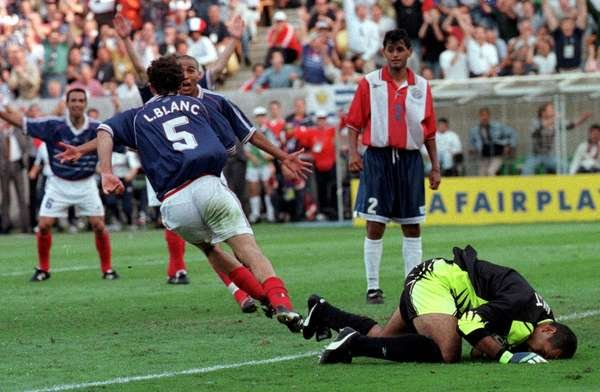 Image result for francia paraguay 1998