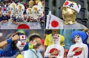 hinchas japon