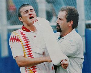 Siempre España terminaba con lágrimas y sangre sus Mundiales