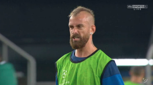 Raul Meireles, listo para ser el doble de Mr. T.
