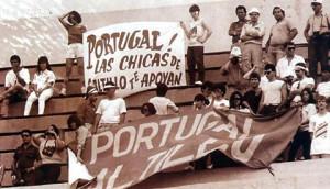 Los encantos portugueses conquistaron a las mexicanas.
