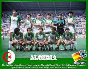 Las victimas del arreglo: Argelia.
