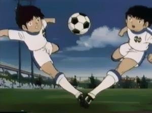 El tiro que creó la liga japonesa (?)