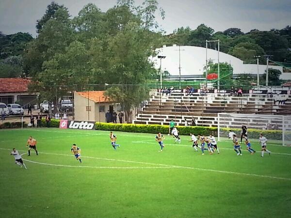 DEL MUNDIAL, a esto. Fútbol paraguayo 2014.