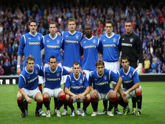 The Rangers Football Club