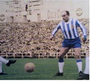 En el Espanyol ya no era saeta ni era rubio.
