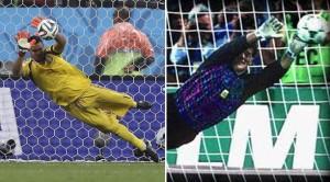 El arco argentino tiene nombre: Sergio