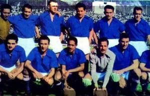"""El """"Ballet Azul"""" de Millonarios"""