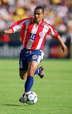 Guido estuvo en el Mundial de Korea Japón 2002. No brilló.