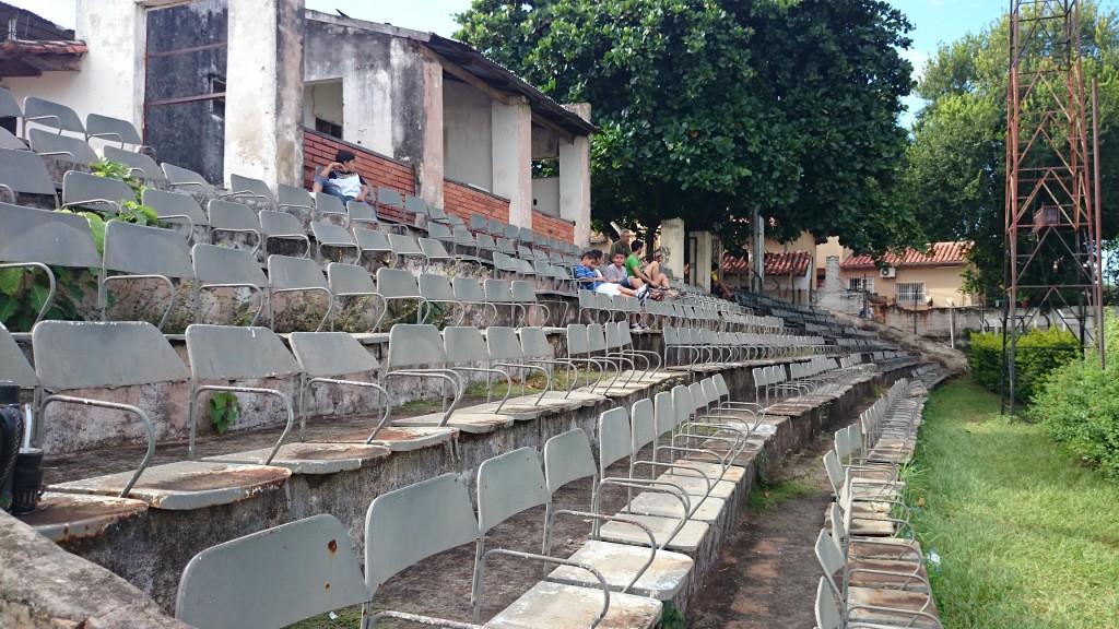 """Las condiciones de las """"preferencias"""" del Toribio Vargas. Hace falta mucha inversión en el Estadio."""