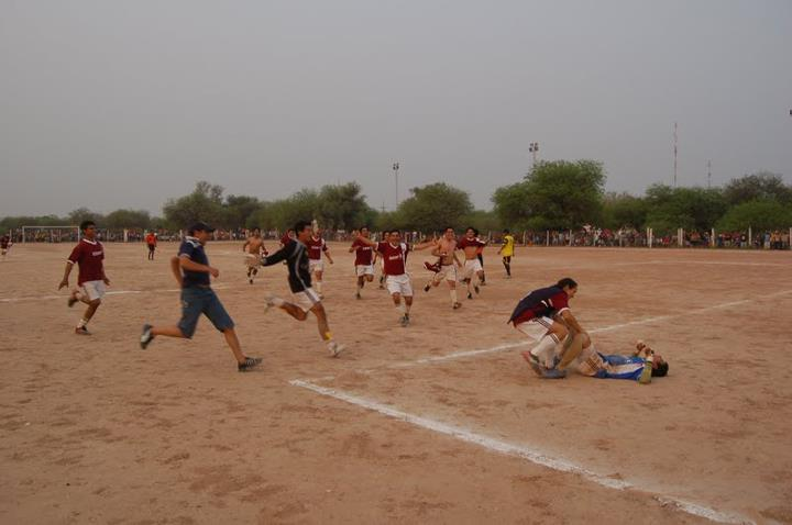 Festejo 3 de Febrero de Villa Choferes del Chaco