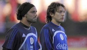 Diego y Edgar Barreto