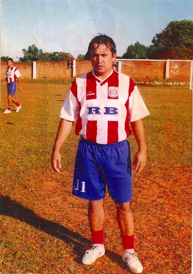 Por último presentamos a Cristobal Gamarra