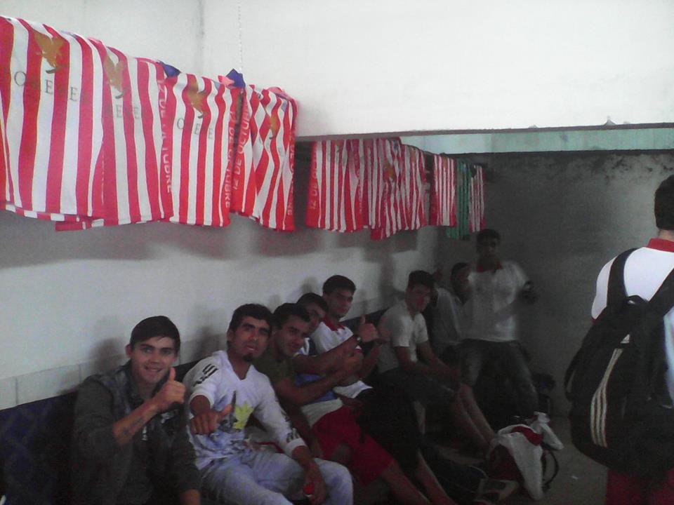 Club 12 de Octubre Barrio Loma