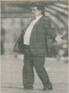 Solo 4 meses duró el exilio de Luis Cubilla en Olimpia (ABC Color)