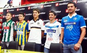 4 de los 6 equipos que hoy están debajo de Olimpia en el acumulativo.