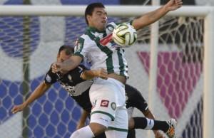 El devorador de defensas, Claudio Correa (ABC Color)
