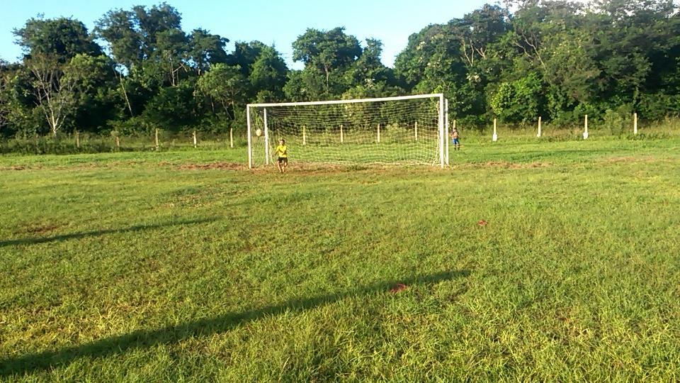 Escuela de fútbol San Roque Puente Kyjha