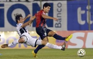 José Ortigoza, el nombre del gol en Cerro (ABC Color)