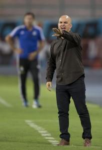 Un técnico brillante, tanto en su pelada como en su estilo de juego (Getty Images)