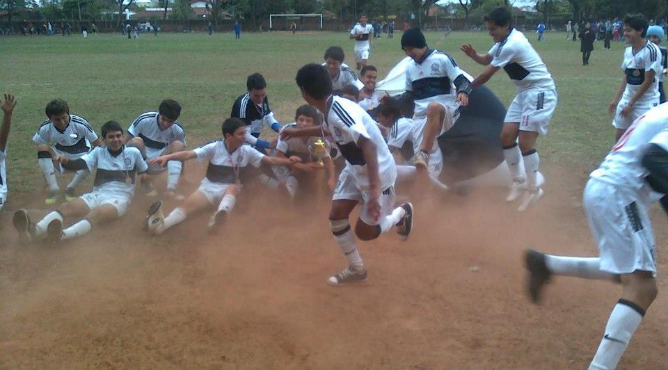 Juveniles Olimpia Villarrica