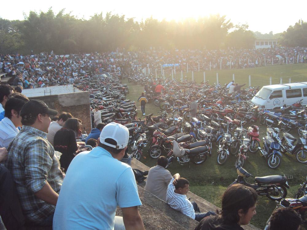 Motos Olimpia Villarrica