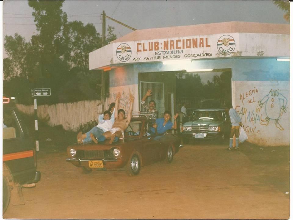 Caravana 1986 Nacional S.D.G.