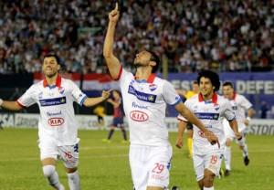 El gol de Santa Cruz, la última gran alegría tricolor.