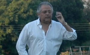 Eduardo Delmás, el presidente que acordó con Full Play (Hoy.com.py)