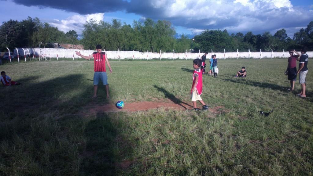Escuela de fútbol Juventud