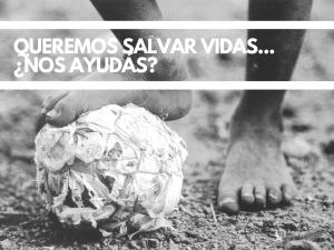 Queremos salvar muchas más vidas a través del fútbol