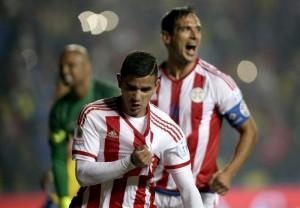 El nuevo héroe albirrojo: Derlis González