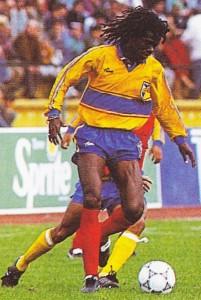 Hólger Quiñonez, un jugador que daba miedo en todo sentido.