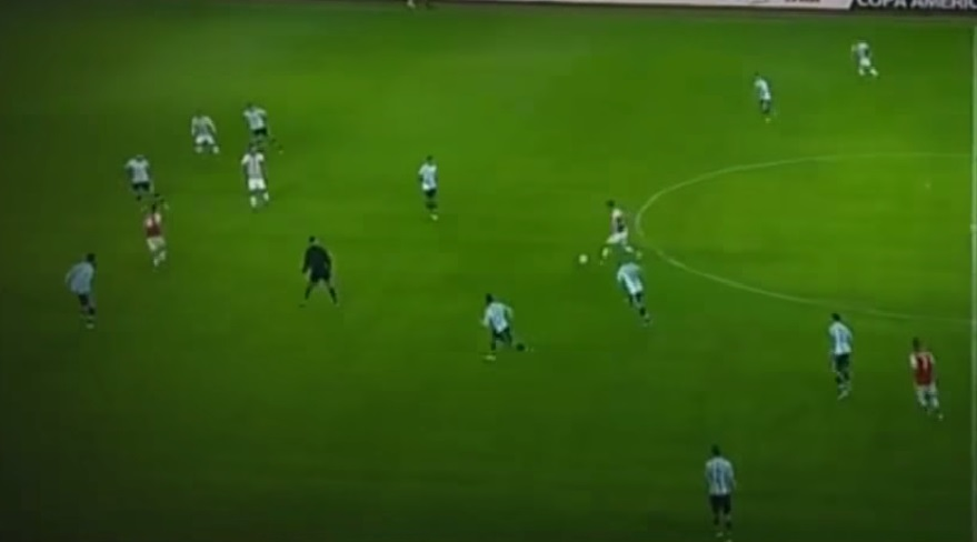 paraguay gol haedo