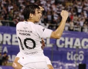 El fichaje estrella del Olimpia para aquel Apertura: Pablo Zeballos (golazotropical.com.py)