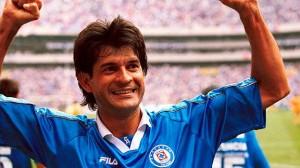 El 'Pepe' Cardozo, parte de aquel histórico equipo. Fotografía: ESPN Deportes.